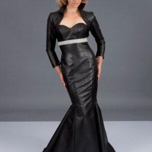 robe et bolero noir joly 38_600x600