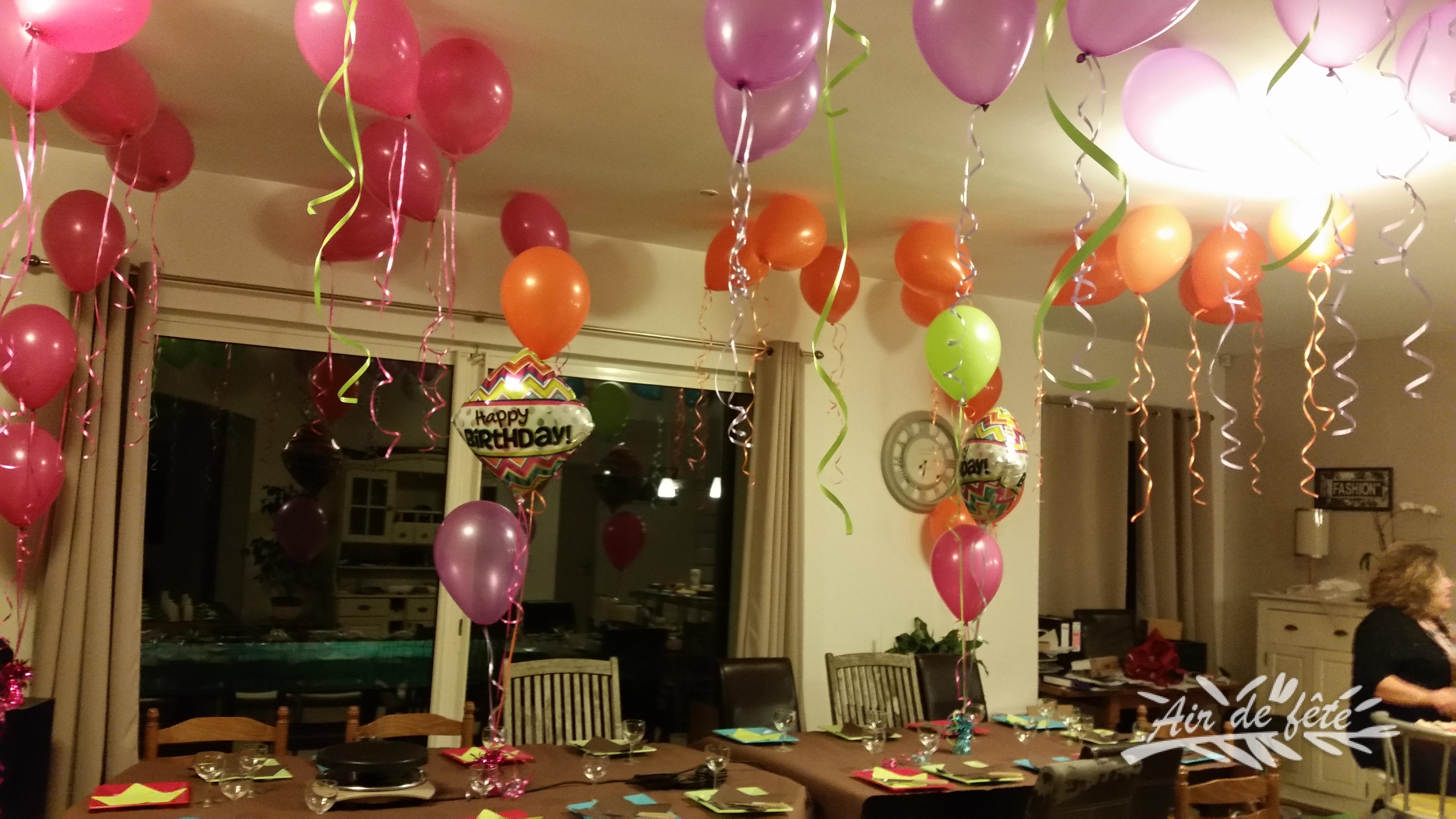 f2m bouquets ballons anniversaire et ballons plafond air de f te. Black Bedroom Furniture Sets. Home Design Ideas