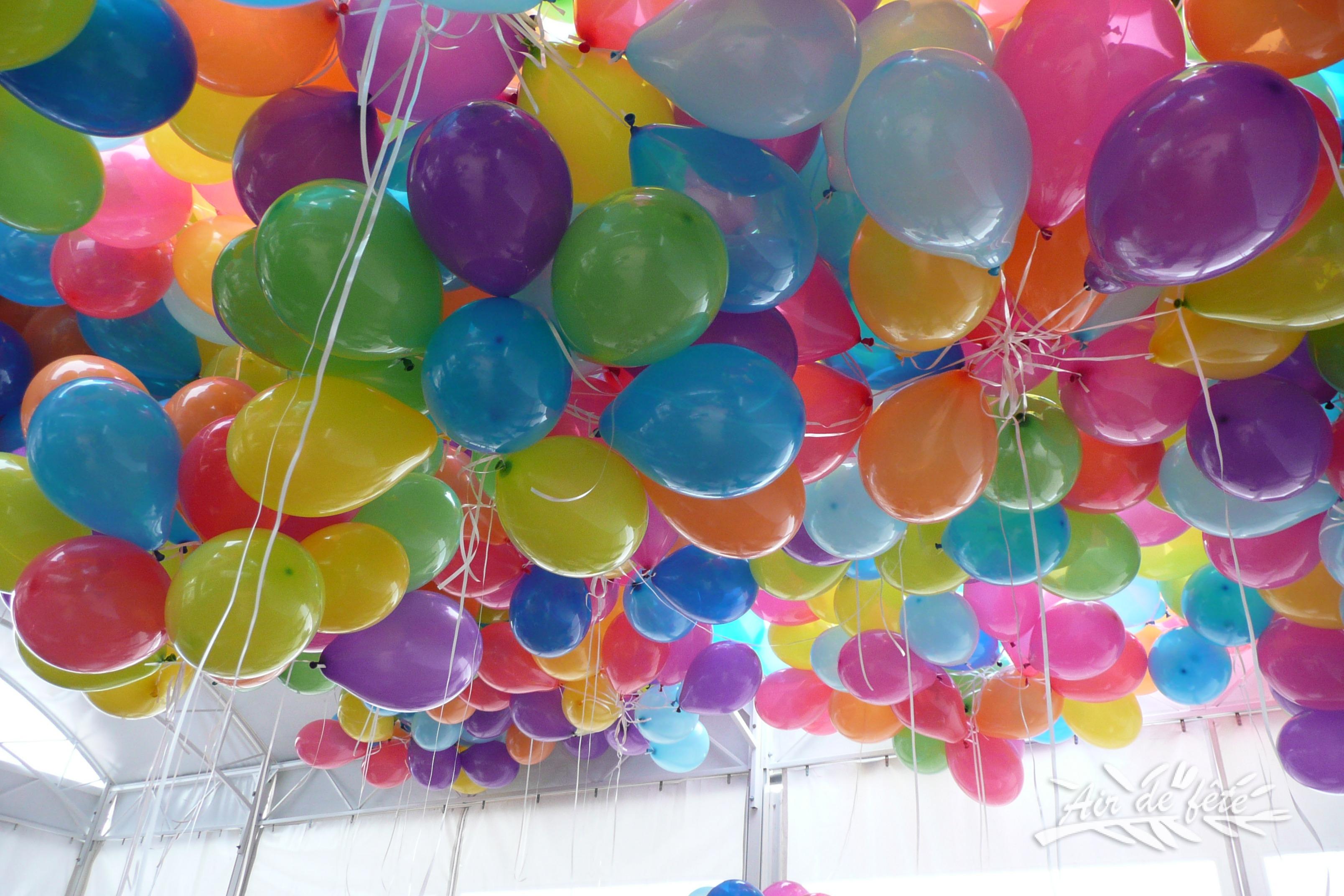 Decorations Avec Ballons Pour Mariage